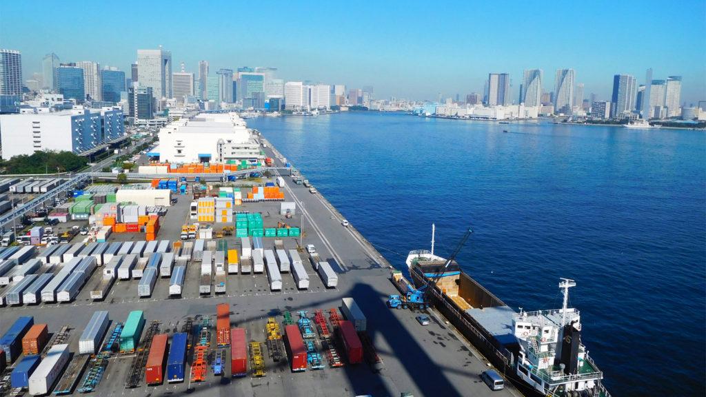 貿易業・卸売業・製造販売・輸入出事業